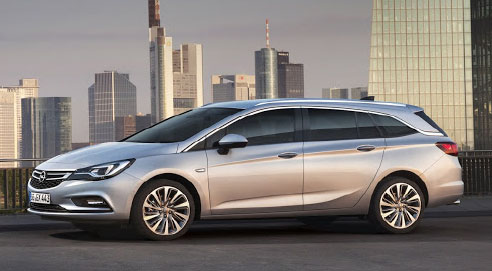 OPEL ASTRA SPORTS TOURER AUTOMAAT, INNOVATION